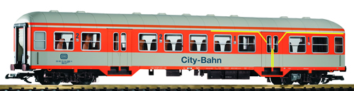 Piko 37623 - DB IV Silver Coin Coach 1./2. Cl., City-Bahn