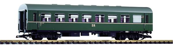 Piko 37655 - German Era III 2nd Class G Reko-Wagen of the DR