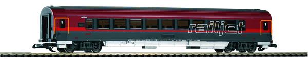 Piko 37666 - Austrian Era  VI First Class Railjet Coach (G-Scale)