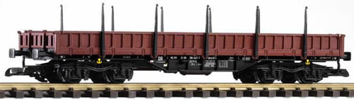 Piko 37761 - German Low Side Car with Stakes Res of the DR