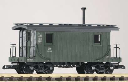 Piko 37801 - DB III Baggage Car