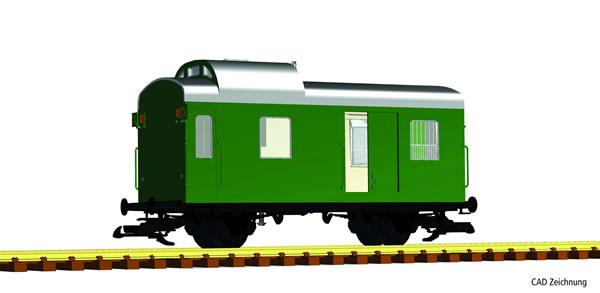 Piko 37840 - German Baggage Car of the DR IV