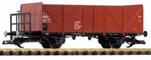 Piko 37901 - DR IV 2-Axle Gondola w/Brake Platform