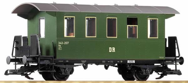 Piko 37926 - 2-Axle Passenger Coach