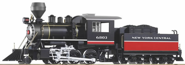 Piko 38229 - US Steam locomotive with tender Mogul NYC (Sound)
