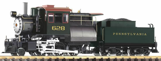 Piko 38242 - USA Steam Locomotive Camelback 2-6-0 with Tender of the PRR