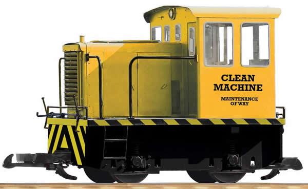 Piko 38501 - US Diesel Locomotive GE-25 Ton Track Cleaning Loco