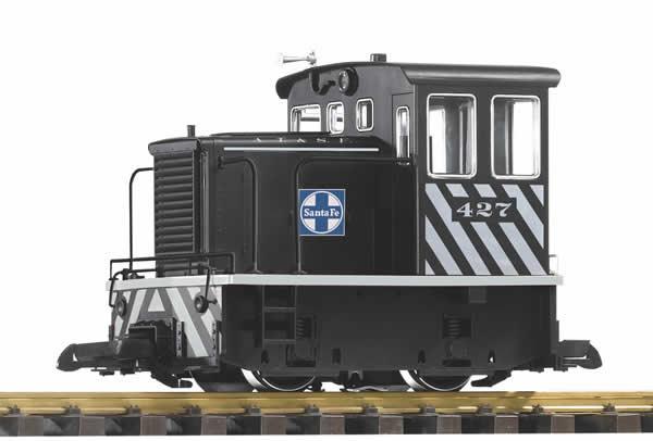 Piko 38503 - US Diesel Locomotive GE-25Ton SF, RC