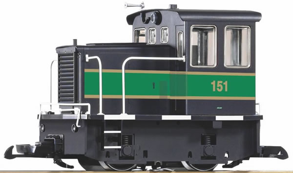 Piko 38507 - US Diesel Locomotive GE - 25Ton Thumper (Sound)