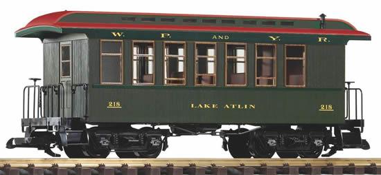 Piko 38631 - Wood Coach