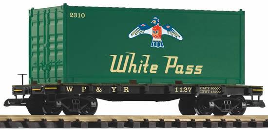 Piko 38709 - Container Flatcar