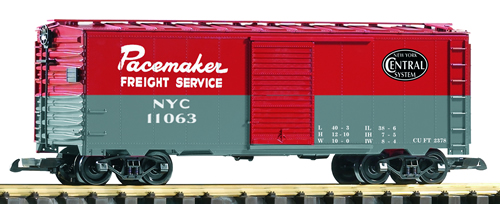 Piko 38818 - NYC Pacemaker Steel Boxcar 171261