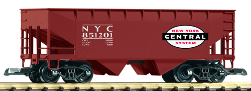 Piko 38820 - NYC Offset Hopper 851201 Mineral Red