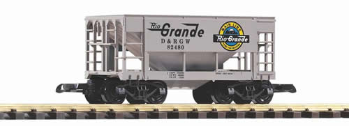 Piko 38824 - D&RGW Ore Car 82480, Gray