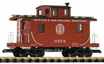 Piko 38852 - USA Caboose of the D & RGW