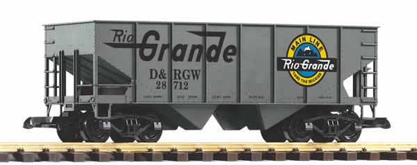 Piko 38891 - Bulk goods wagon D & RGW