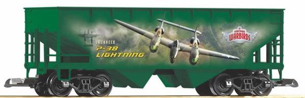 Piko 38910 - Bulk wagon Warbirds P-38
