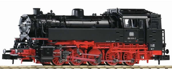 Piko 40103 - German Steam Locomotive BR 82 of the DB (Sound)