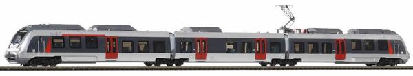 Piko 40205 - 3pc Electric Railcar 442 Talent