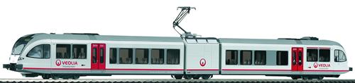 Piko 40222 - N Stadler GTW 2/6 Elec. Veolia VI