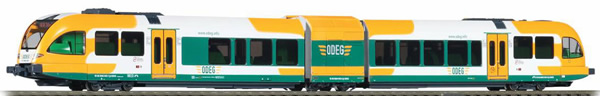 Piko 40235 - Germana Diesel Railcar GTW 2/6 Stadler of the ODEG