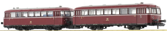 Piko 40250 - German 2 Unit Diesel Railcar BR 798/998 of the DB