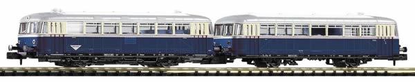 Piko 40251 - 2 Unit Diesel Railcar Set Class 50081 of the OBB