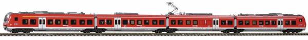 Piko 40274 - German 5 Unit Electric ET 440 Coradia Train