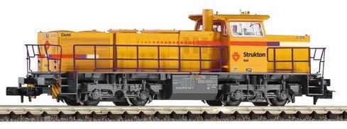 Piko 40410 - N G1206 Diesel Strukton Rail VI