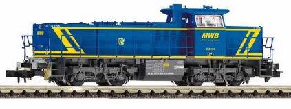 Piko 40412 - N G1206 Diesel MWB VI