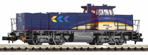 Piko 40413 - N G1206 Diesel evb VI