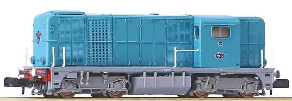 Piko 40420 - Dutch Diesel Locomotive Rh 2400 of the NS
