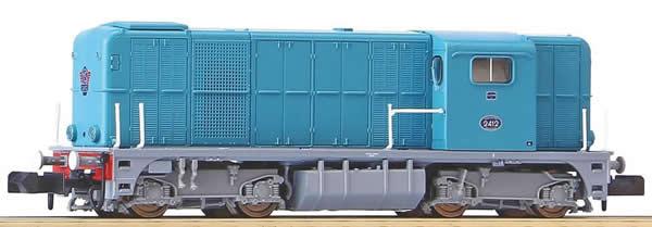 Piko 40421 - Dutch Diesel Locomotive Rh 2400 of the NS (Sound)