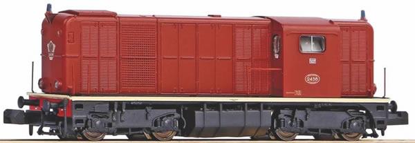 Piko 40428 - Dutch Diesel locomotive Rh 2400 of the NS