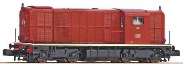 Piko 40429 - Dutch Diesel locomotive Rh 2400 of the NS (Sound)