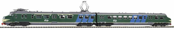 "Piko 40481 - Dutch Electric Railcar Hondekop"" of the NS"