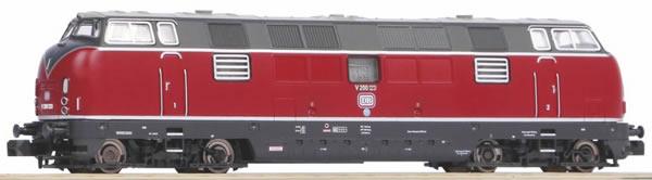 Piko 40502 - German Diesel locomotive BR V 200.1 of the DB