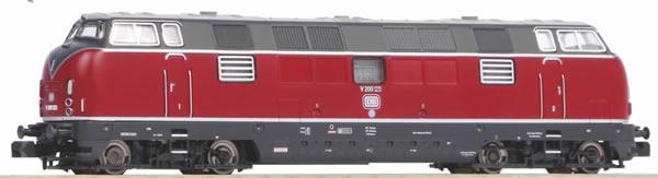 Piko 40503 - German Diesel locomotive BR V 200.1 of the DB (Sound)