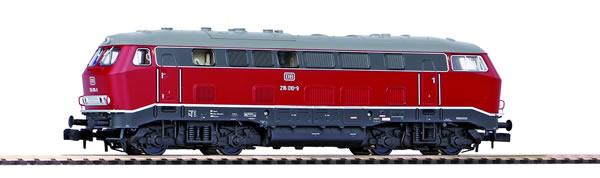 Piko 40521 - German Diesel Locomotive Class 216 of the DB (Sound)