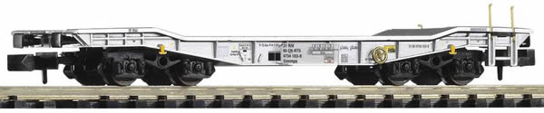 Piko 40700 - Slmmps RTS depressed center flat car