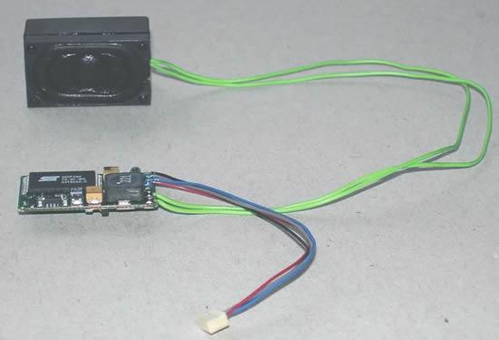 Piko 46191 - TT Sound Kit for Talent 2 Requires Decoder