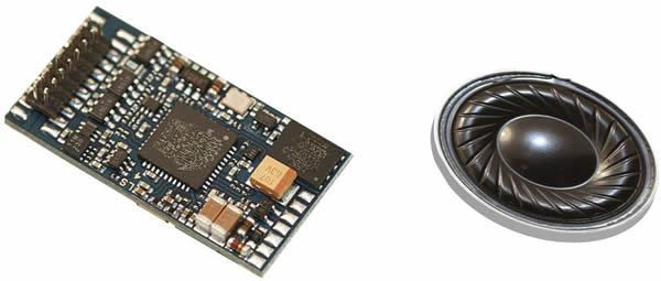 Piko 46198 - Lok-Sound Decoder + Speaker E Vectron 193