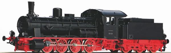 Piko 47104 - German Steam locomotive BR 55 of the DB