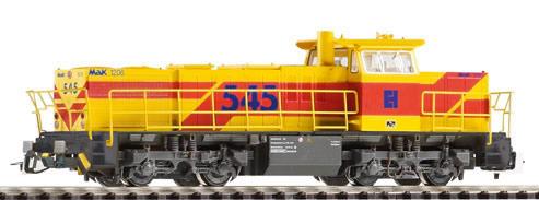 Piko 47220 - German Diesel locomotive series G 1206 of the EH