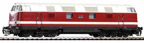 Piko 47290 - German Diesel Locomotive BR 118 of the DR