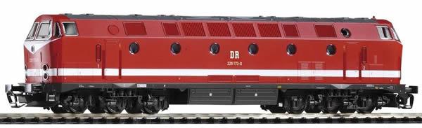 Piko 47343 - German Diesel Locomotive BR 229 of the DR
