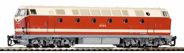Piko 47346 - German Diesel Locomotive BR 219 of the DR