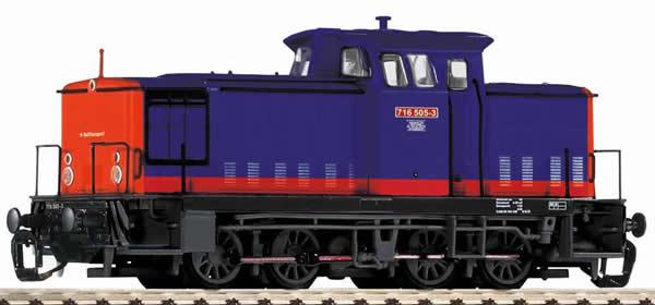 Piko 47365 - Diesel Locomotive V 60 Metrans
