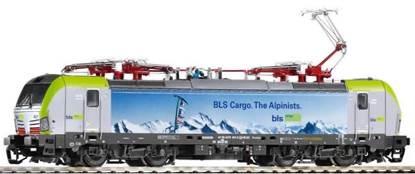 Piko 47383 - Swiss Electric Locomotive BR 193 Vectron BLS Cargo (Sound)