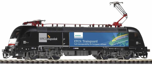Piko 47435 - Electric Locomotive Taurus ES 64 U2 of the MRCE/ETCS